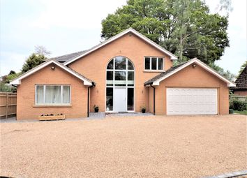 Thumbnail 5 bed detached house for sale in Kiln Ride, Finchampstead, Wokingham