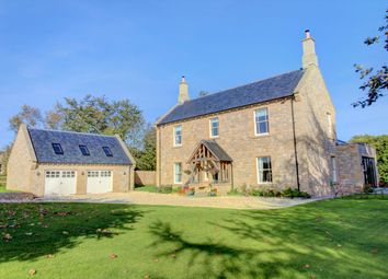Thumbnail 5 bed detached house for sale in Thropton, Morpeth