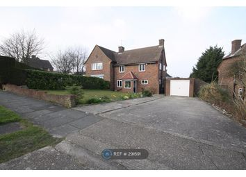 Thumbnail 3 bed semi-detached house to rent in Downland Way, Epsom