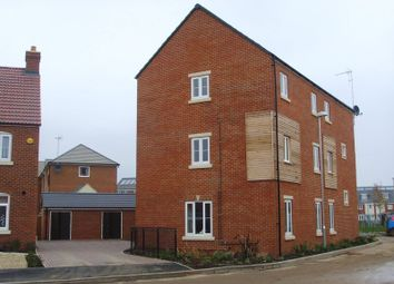 Thumbnail 2 bed flat to rent in Boscombe Down Kingsway, Quedgeley, Gloucester