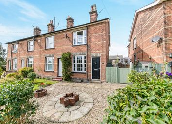 Thumbnail 3 bedroom end terrace house for sale in Foundry Lane, Earls Colne, Colchester