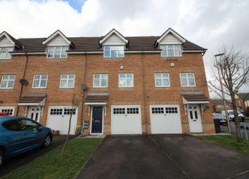 Thumbnail 3 bed town house to rent in Dartington Road, Platt Bridge, Wigan