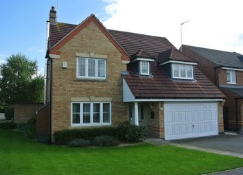 Thumbnail 4 bed detached house for sale in 31 Tarragon Way, Bourne, Lincolnshire