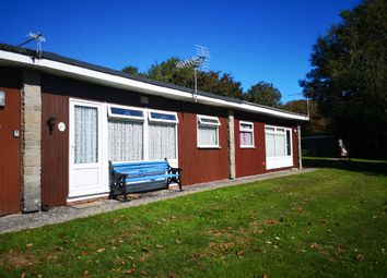Thumbnail 2 bed terraced bungalow for sale in 31 Norton Park, Dartmouth