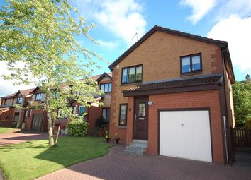 Thumbnail 3 bed detached house for sale in Morar Drive, Clydebank, West Dunbartonshire