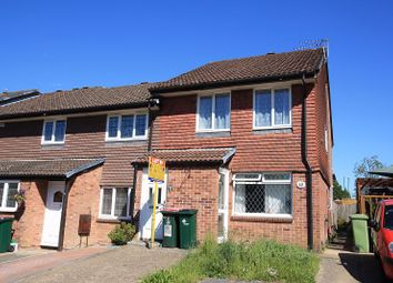 Thumbnail 1 bedroom flat to rent in Prestwick Close, Ifield, Crawley