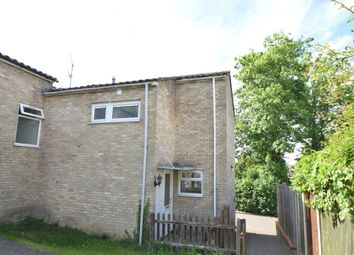 Thumbnail 3 bed end terrace house for sale in Beaufort Court, Haverhill