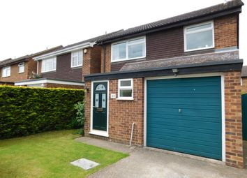 Thumbnail 3 bed detached house to rent in Church Road, Stotfold, Hitchin