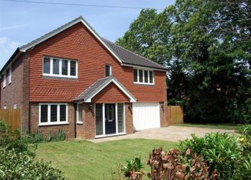 Thumbnail 5 bedroom detached house to rent in Dartnell Park Road, West Byfleet, Surrey