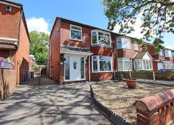 3 bed semi-detached house for sale in Butterstile Lane, Prestwich, Manchester M25