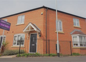Thumbnail 3 bedroom semi-detached house for sale in Ferridays Fields, Telford