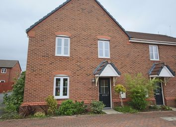 Thumbnail 3 bed end terrace house for sale in Home Park Drive, Buckshaw Village, Chorley
