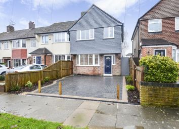 Thumbnail 3 bed semi-detached house for sale in Kenilworth Crescent, Enfield