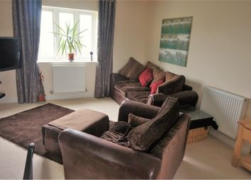 Thumbnail 2 bedroom flat to rent in Burtree Drive, Stoke-On-Trent