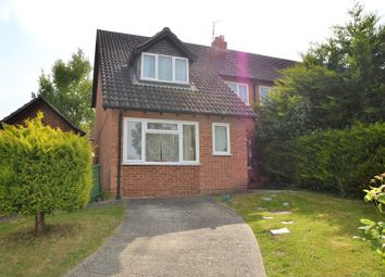 Thumbnail 3 bed semi-detached house to rent in Gatcombe Close, Calcot, Reading, Berkshire