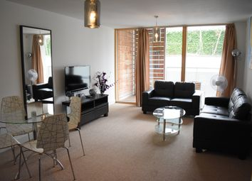 Thumbnail 2 bedroom flat to rent in Merrivale Mews, Milton Keynes
