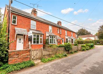 Thumbnail 3 bed end terrace house for sale in Gard Cottages, Kilmeston Road, Kilmeston, Alresford