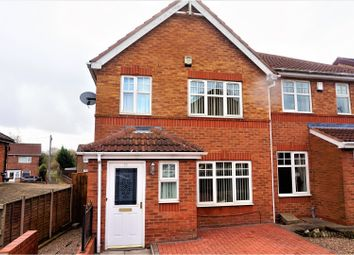 Thumbnail 3 bedroom semi-detached house for sale in Edwin Phillips Drive, West Bromwich