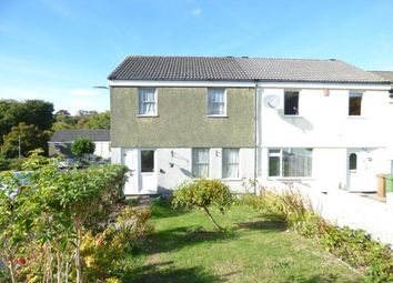 Thumbnail 3 bedroom end terrace house for sale in Estover, Plymouth, Devon