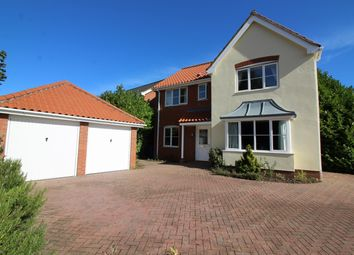 Thumbnail 4 bedroom detached house for sale in Bladewater Rd, Norwich, Norfolk