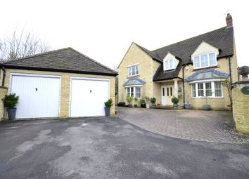 Thumbnail 5 bed detached house for sale in Reed Close, Witney, Oxfordshire