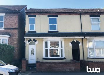 Thumbnail 4 bed semi-detached house for sale in 112 Leicester Street, Wolverhampton