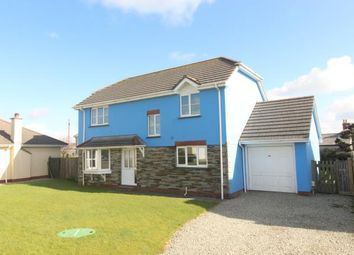 Thumbnail 4 bed detached house for sale in Delabole, Cornwall, Uk