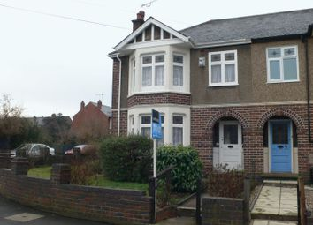 Thumbnail 3 bed end terrace house to rent in Oldfield Road, Chaplefields, Coventry, West Midlands