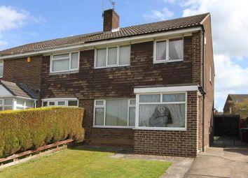 Thumbnail 3 bed semi-detached house for sale in Walnut Drive, Killamarsh, Sheffield, Derbyshire