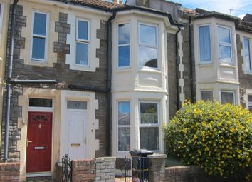 Thumbnail 3 bed terraced house for sale in Upton Road, Southville, Bristol