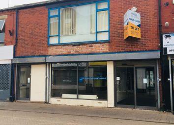 Retail premises to let in 13-15 Market Street, Earlestown, Newton-Le-Willows, Merseyside WA12