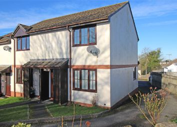 Thumbnail 2 bed terraced house to rent in Honeymeadows, Holsworthy