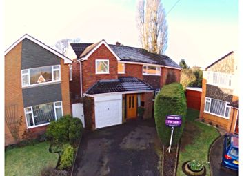 Thumbnail 4 bed detached house for sale in Rathmore Close, Norton