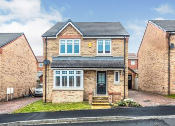 Thumbnail 4 bed detached house to rent in Amberwood Avenue, Castleford