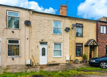 3 bed terraced house for sale in Mansfield Road, Killamarsh, Sheffield S21