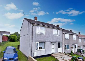 Thumbnail 3 bed terraced house to rent in Broad View, Pontnewydd, Cwmbran