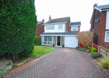 Thumbnail 4 bed detached house for sale in Lees Road, Ashton-Under-Lyne