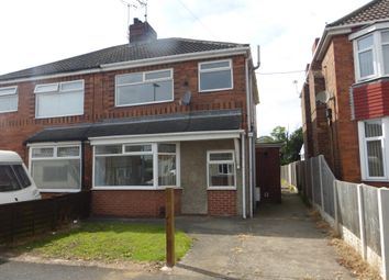 Thumbnail 3 bed semi-detached house for sale in Lindale Gardens, Scunthorpe