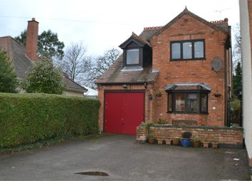 Thumbnail 4 bedroom detached house for sale in Clarence Road, Hinckley, Leicestershire