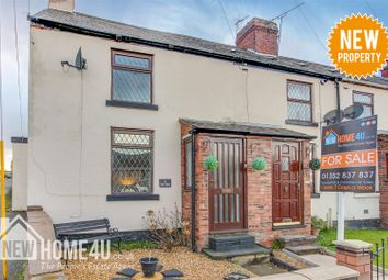 Thumbnail 3 bed end terrace house for sale in Leeswood, Mold