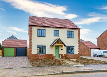 Thumbnail 3 bed detached house for sale in Plot 45, The Marton, Stickney Meadows, Stickney, Boston