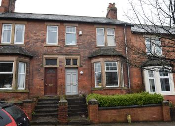 Thumbnail 1 bed terraced house to rent in Etterby Street, Stanwix, Carlisle