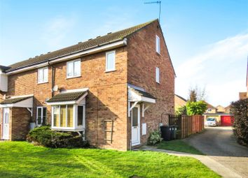 Thumbnail 4 bedroom end terrace house for sale in Nene Way, St. Ives, Huntingdon