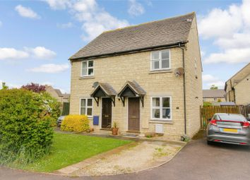 Thumbnail 2 bed semi-detached house for sale in Hatherop Road, Fairford