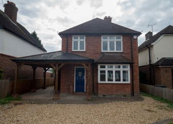 Thumbnail 3 bedroom detached house for sale in Crabtree Road, Camberley GU15,