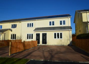 Thumbnail 2 bed end terrace house for sale in Bartlow Road, Castle Camps, Cambridge