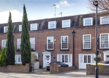Thumbnail 4 bedroom terraced house for sale in Townshend Road, St John's Wood, London