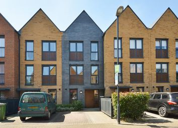 Thumbnail 3 bedroom terraced house for sale in Boyd Way, Greenwich