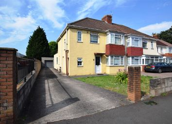 Thumbnail 4 bed semi-detached house for sale in Avonmouth Road, Avonmouth, Bristol
