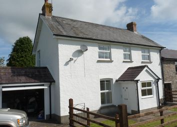 Thumbnail 3 bed cottage to rent in Llanfilo, Brecon